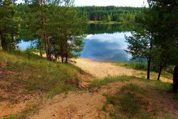 Сколько озер в Петушинском районе?